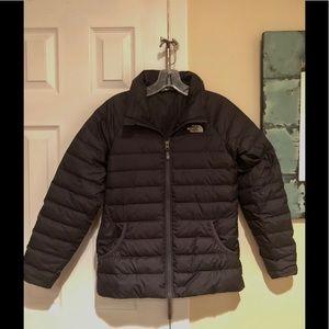 Girls NorthFace Coat